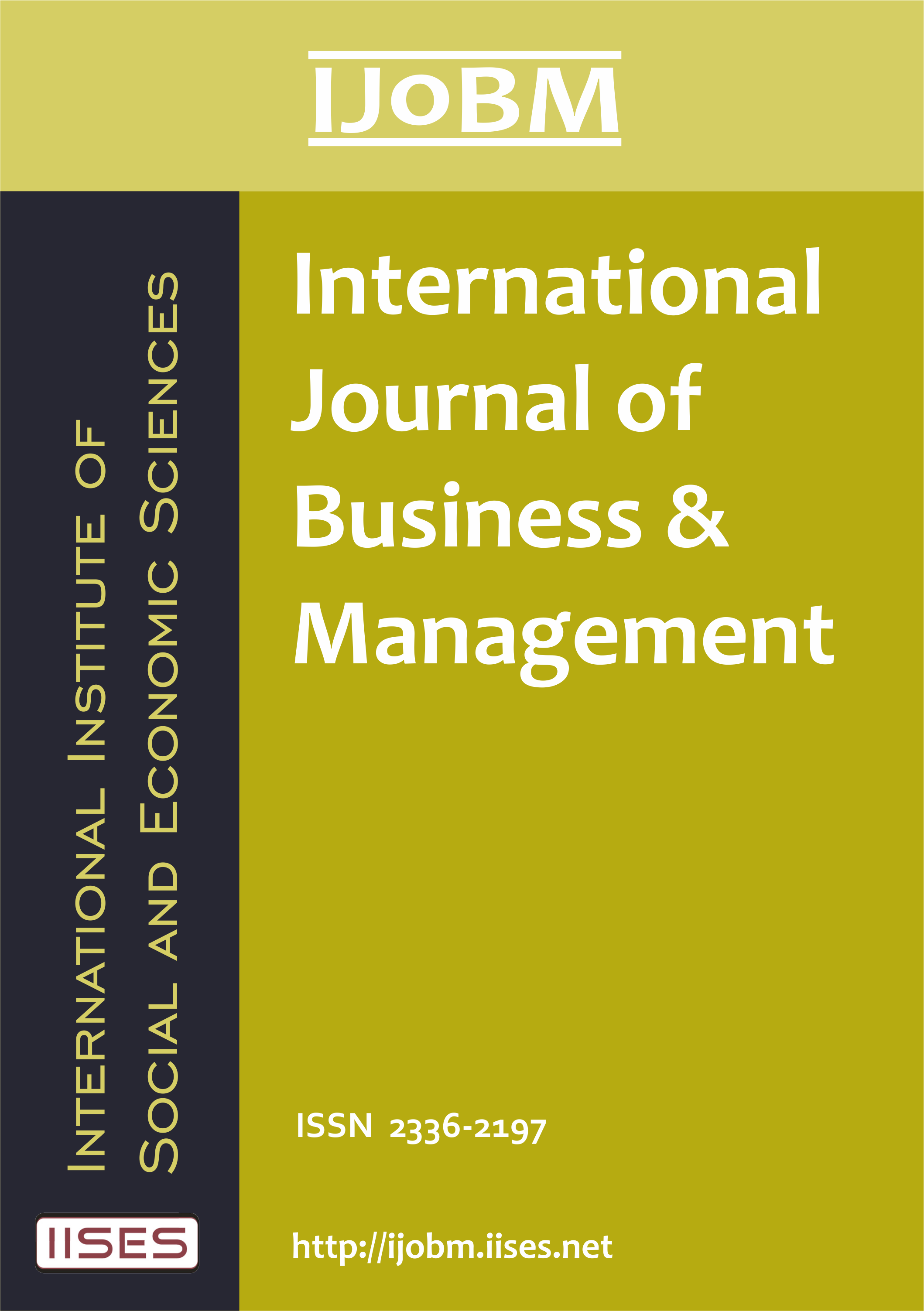International Journal Of Business Management